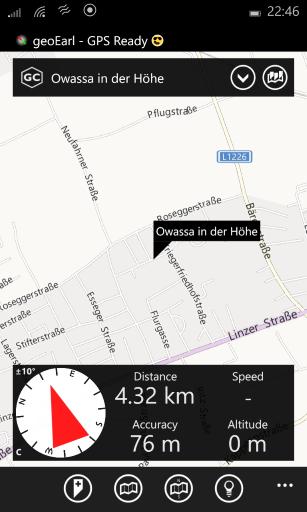 Cache Navigation